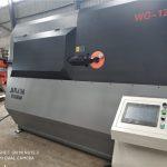 4-12mm hydraulisk automatisk cnc 2D ledningsbøyningsmaskin leverandør