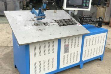 varmt salg automatisk 3d ståltråd forming machine cnc, 2d wire bøyemaskinen pris