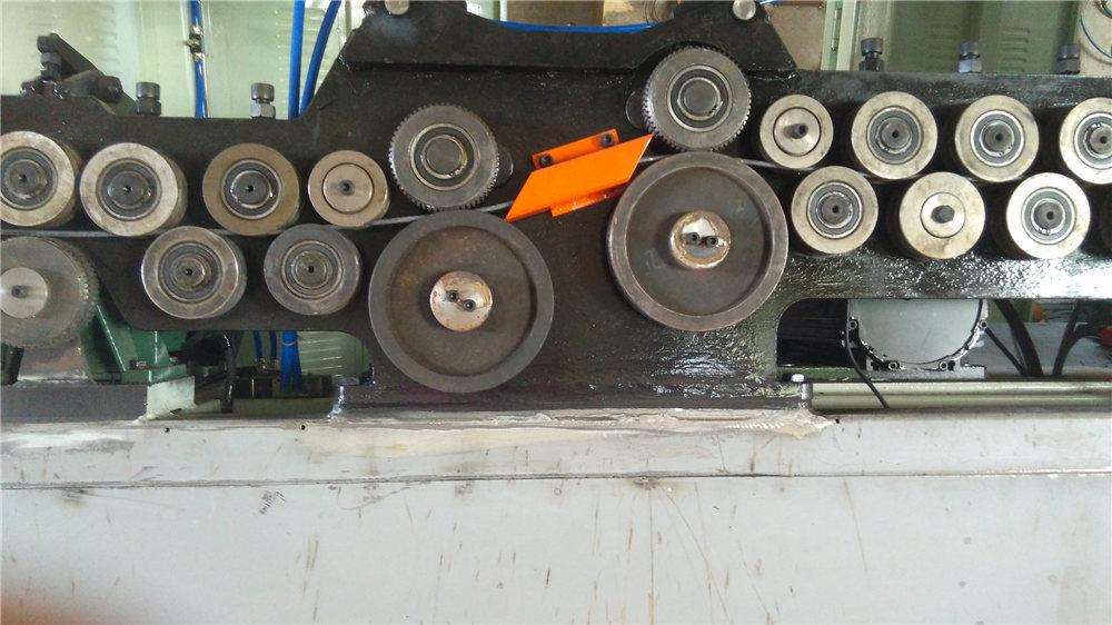 Automatisk omrøringsbøyemaskin