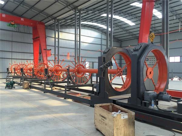 cnc stålkasse sveisemaskin stålrulle søm sveiser bruk for bygging