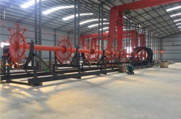 Konstruksjon Pile cage sveisemaskin sømsveger med ISO