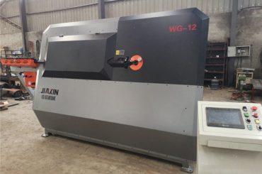 fabrikk jern stang cnc automatisk rebar stirrup bøyemaskin