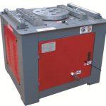 hydraulisk rustfritt stål rørbøyningsmaskin, kvadratrør / rundrørbøyere til salgs