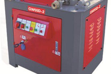 rebar bøying Maskin, elektrisk rebar bøying, bærbar rebar bøyemaskin