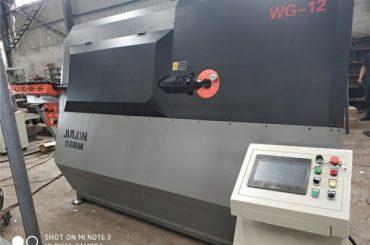 industrimaskiner utstyr av deformert bar laget i Kina automatisk stirrup bender
